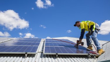 Fiona O'Hehir says the $1 million is an investment in the future of the solar industry.