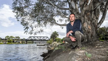 Lawyer Bruce Lindsay, of Environmental Justice Australia will help co-ordinate a campaign for the rivers of the west.