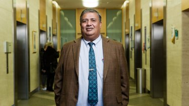 In Melbourne, Professor Kumar Visvanathan, an infectious diseases physician at St Vincent's Hospital, faced a similar outbreak of a superbug in 2015.