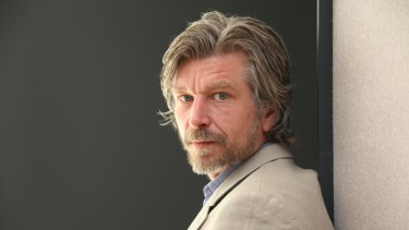 Norwegian writer Karl Ove Knausgaard's autobiographical book stretches to six volumes.
