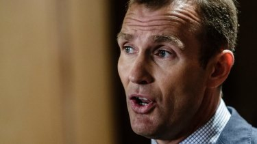 Former NSW planning minister Rob Stokes suggested curbing negative gearing for property.