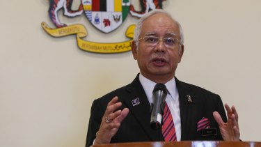 Embattled Malaysian Prime Minister Najib Razak has ordered an investigation into the clashes.