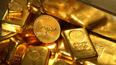 The gold price is tipped to keep rising.