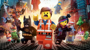 Blocked: The Lego Movie was made in Australia but isn't really an Australian movie, sadly.