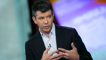 Uber co-founder Travis Kalanick was forced to resign this year.