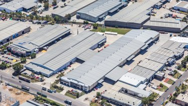 Wetherill Park is a popular destination for investors in industrial property.