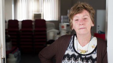 Diane Dover budgets carefully with her disability pension, living off cheaper food and looking out for specials.