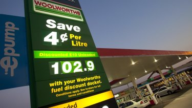 Woolworths wants to sell its petrol station portfolio to BP in a $1.8 billion deal.