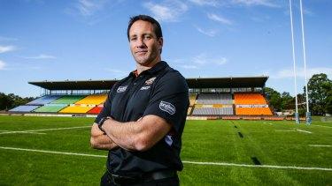 Resignation: Wests Tigers head of football Mark O'Neill.