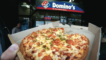 The Domino's staff agreement had been struck in 2009, before the introduction of the national award system.