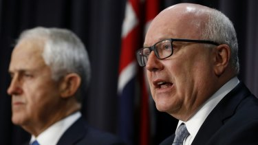 Prime Minister Malcolm Turnbull and Attorney-General Senator George Brandis announced a proposal to change 18C last week.