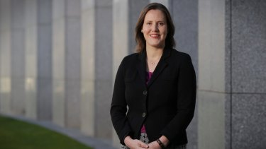 Kelly O'Dwyer: 'In other words superannuation has a very practical purpose, it should be used to increase self-sufficiency in retirement.'