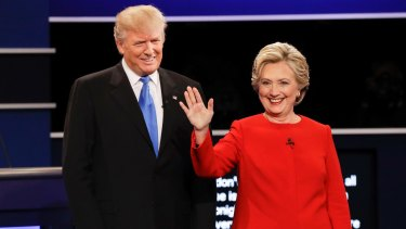 America's options: The Donald and HRC.