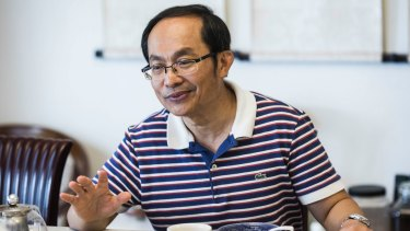 Professor Feng Chongyi of the University of Technology, Sydney was barred twice from flying home to Australia by security police who accused him of endangering state security,