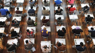 Scores in exams cannot be the be-all and end-all for students or universities.