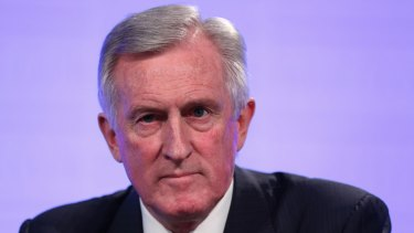 Former Liberal Party leader Dr John Hewson says it is time Victoria caught up with NSW on transparency in political donations.