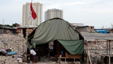 "Residents of Jakarta's Kampung Akuarium say they were evicted by Ahok despite a ""political contract""."