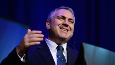 """Treasurer Joe Hockey says he can't recall whether senior Liberals Mathias Cormann and Josh Frydenberg disclosed before the budget that their families had """"double-dipped"""" on paid parental leave entitlements."""