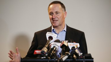 "New Zealand Prime Minister John Key has a ""blunt"" message for Australia."