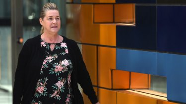"Nurse Jacqueline McDowall told the commission of feeling ""humiliated"" and ""stupid"" after acting on the dud financial advice she and her husband received from a Westpac employed financial planner."