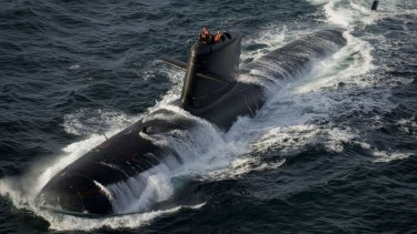 Scorpene, the submarine French company DCNS has sold to Brazil, Chile, Malaysia and India.