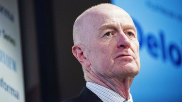 Those on the brink of leaving the workforce are in a much worse position than those who retired a decade ago: RBA governor Glenn Stevens.