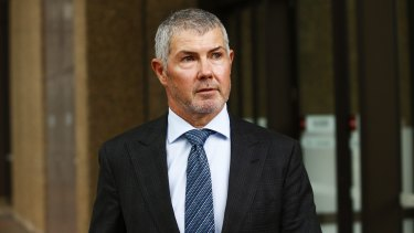 Former BBY executive chairman Glenn Rosewall is facing a $9.3 million claim from St George Bank.