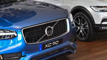 All Volvo cars will be electric or hybrid within two years.
