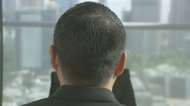 CommInsure whistleblower Benjamin Koh, who requested his identity be protected.