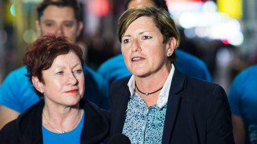 """Liberal councillor Christine Forster says the motion """"flies in the face of"""" inclusivity."""