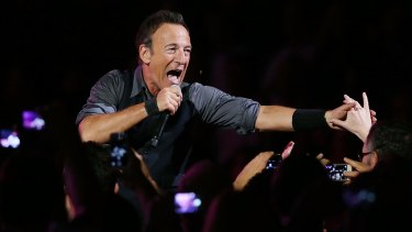Bruce Springsteen asked Ronald Reagan to stop using Born in USA.