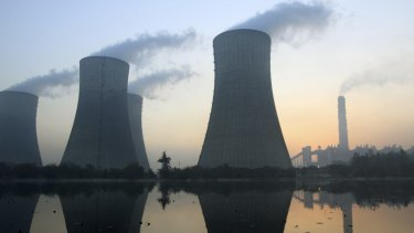 Carbon capture and storage technology buries emissions underground.