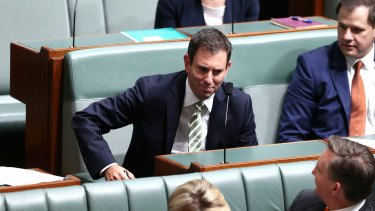Labor MP Jim Chalmers has questioned the nature of free trade deals.