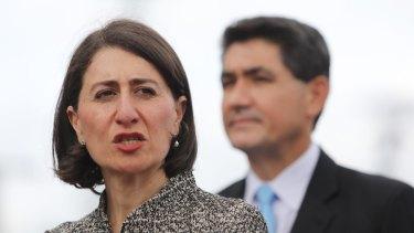Premier Gladys Berejiklian did not respond to Mr Triguboff's threat on Wednesday.