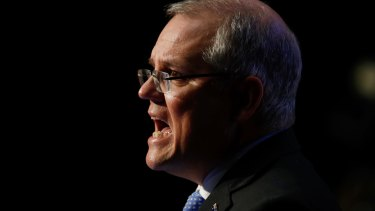 Treasurer Scott Morrison pointed out that Labor had called 2017 the year of Australian jobs and now the Coalition could claim credit for it.