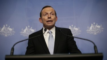 Prime Minister Tony Abbott: Staff allege his takeover of indigenous affairs is in disarray.