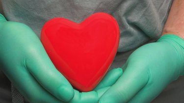 The clinical guidelines for managing cardiovascular disease are tailored to men.