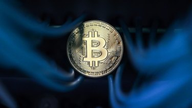The Chinese government is cracking down on Bitcoin.