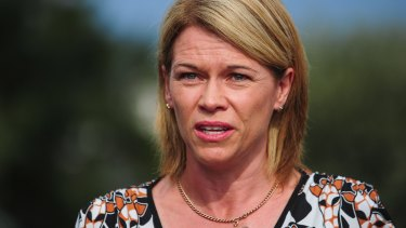 """Nationals MP Katrina Hodgkindon is retiring from politics after """"a really challenging couple of years""""."""