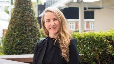 Associate Professor Rebecca Cassells from the Curtin Business School.