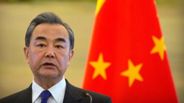 Chinese Foreign Minister Wang Yi: Russia encouraged to help bring Korean crisis to resolution.