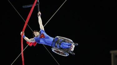 Paul Nunnari - Defying Gravity.