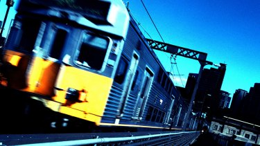 An internal report reveals older trains such as the S-sets pose 'greater risks' in a fire evacuation.