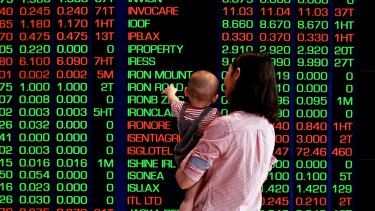 The ASX blew back above the 5,800 mark on Wednesday.