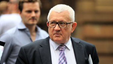 "Property developer Ron Medich was allegedly the ""big boss"" who ordered the contract killing."