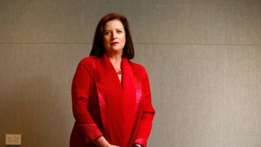 "Telstra chief operating officer Kate McKenzie said Tuesday's fault was caused by ""an embarrassing human error""."