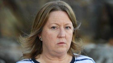 Teresa Mullan has been told she is not an Australian citizen – despite having previously travelled on an Australian passport.