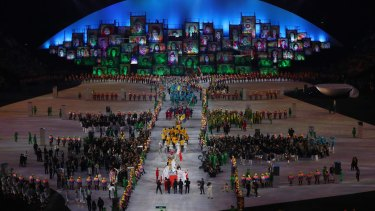 Food outlets ran out of stock during the Rio 2016 Opening Ceremony.