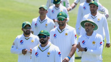 Ready to rattle:  Pakistan will be seeing this as their best opportunity to win their first series on these shores after 52 years trying.