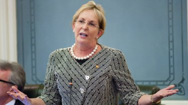 Give Gold Coast University Hospital a police beat: Member for Mudgeeraba Ros Bates.